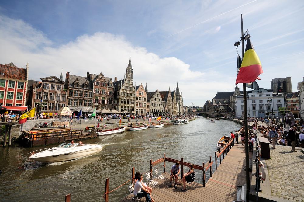 Belgien, noch ein Land mit drei Sprachen!