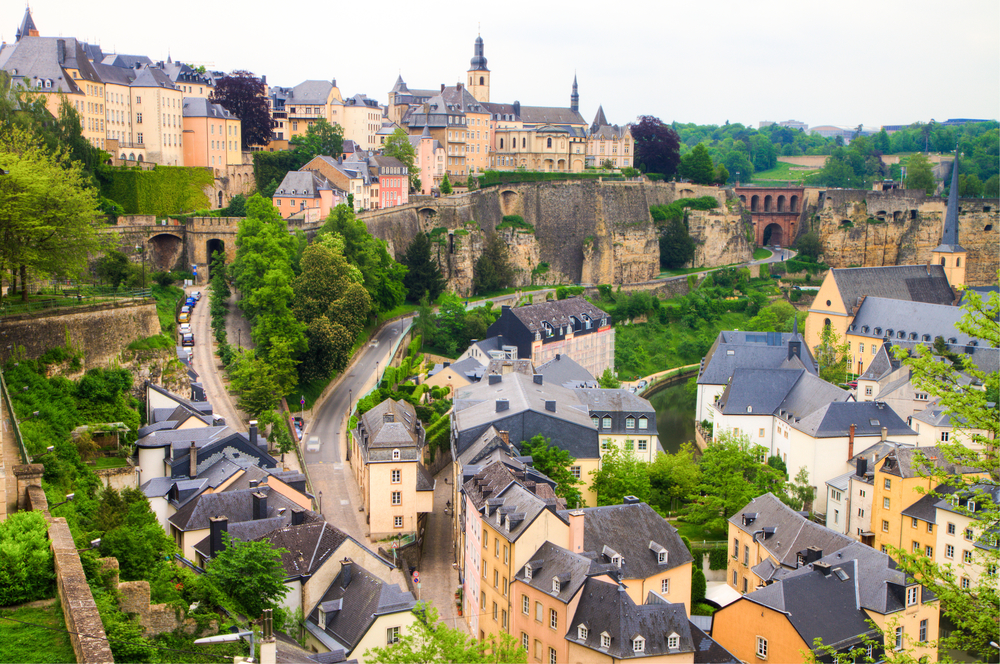 Deutschlands Nachbarsland Luxemburg